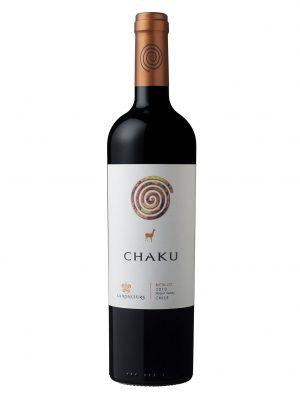 rượu vang Chaku Merlot