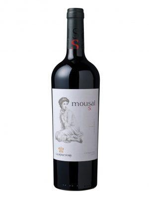 rượu vang Mousai Reserva Cabernet Sauvignon