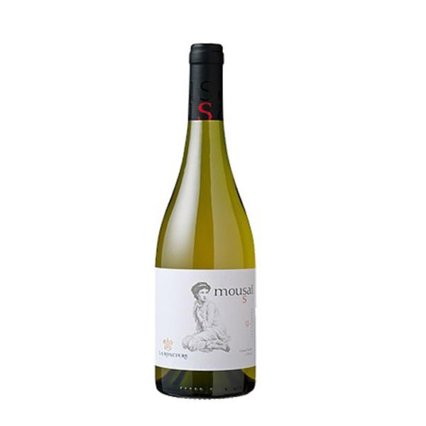rượu vang Mousai Reserva Chardonnay