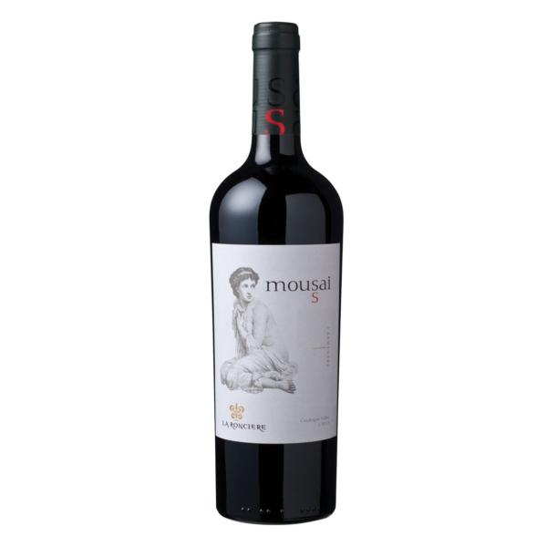 rượu vang La Ronciere Mousai Reserva Merlot