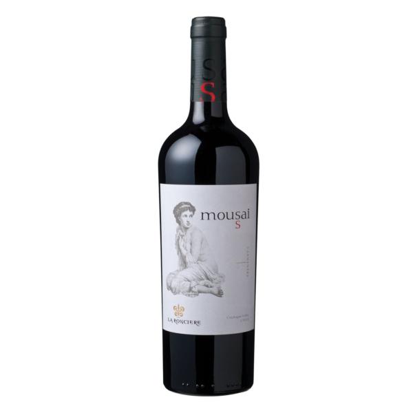 rượu vang Mousai Reserva Shiraz