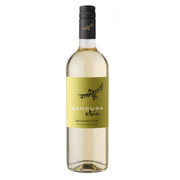 rượu vang Mancura Etinia Sauvignon Blanc
