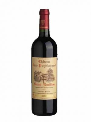 rượu vang Château Côte Puyblanquet 2014