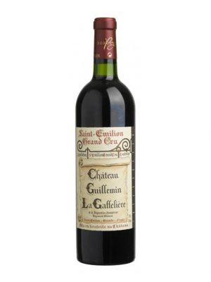 rượu vang Château Guillemin La Gaffelière Grand Cru