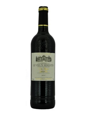 rượu vang Château La Vieux Serestin Médoc Cru Artisan 2012