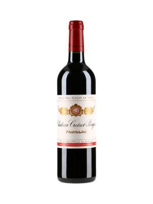 rượu vang Chauteau Croizet-Bages 2011