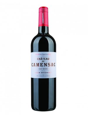 rượu vang Chateau De Camensac 2012