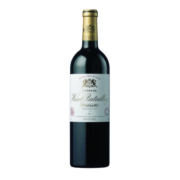 rượu vang Chauteau Haut Batailley Pauillac Bordeaux 2013