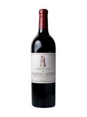 rượu vang Chauteau Latour Grand Vin 2007