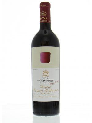 rượu vang Chauteau Mouton Rothschild Pauillac 2013