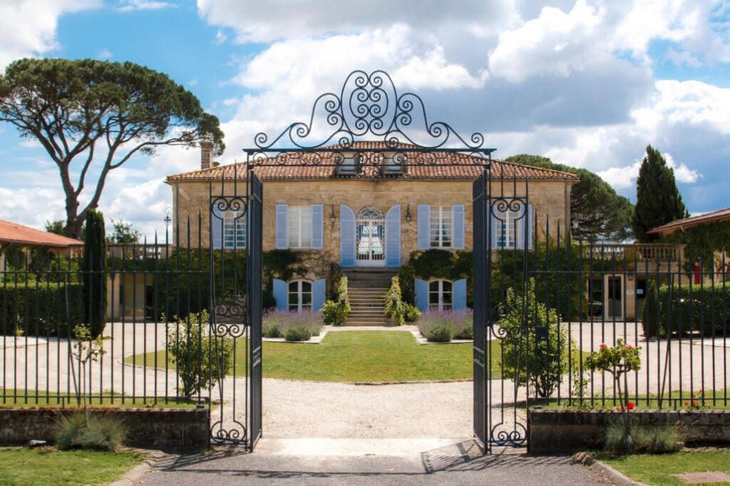 Điền trang Château de Camensac