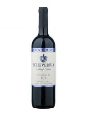 rượu vang Echeverria Carmenere Reserva