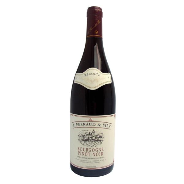 rượu vang Ferraud Pinot Noir