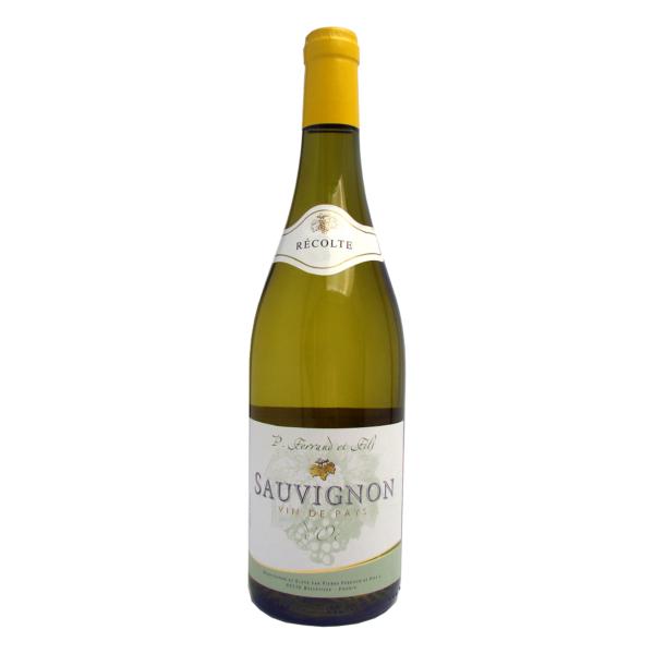 rượu vang Ferraud Sauvignon Blanc