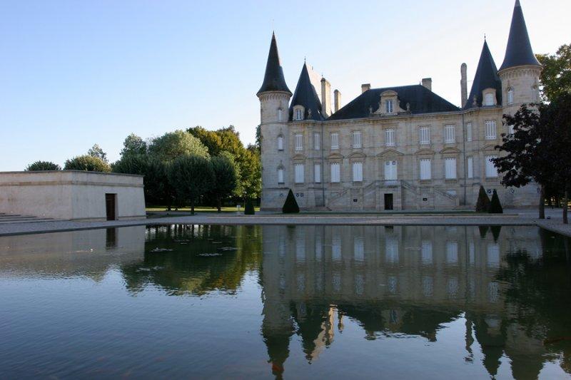 Lâu đài Chateau mouton rothschild