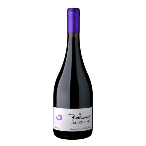 rượu vang Polkura Block g-i Syrah