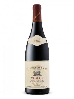 Rượu vang Ferraud morgon les charmes