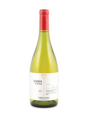 rượu vang Emiliana Signos de Origen Chardonnay