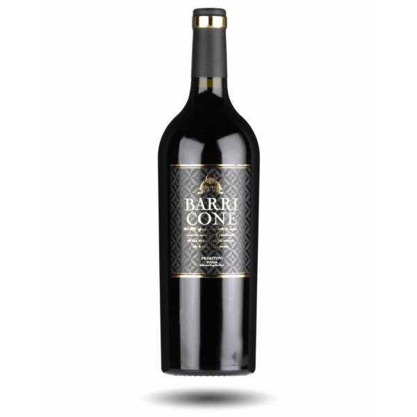 Rượu vang Barricone Primitivo Puglia
