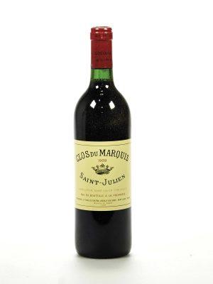 rượu vang Clos du marquis