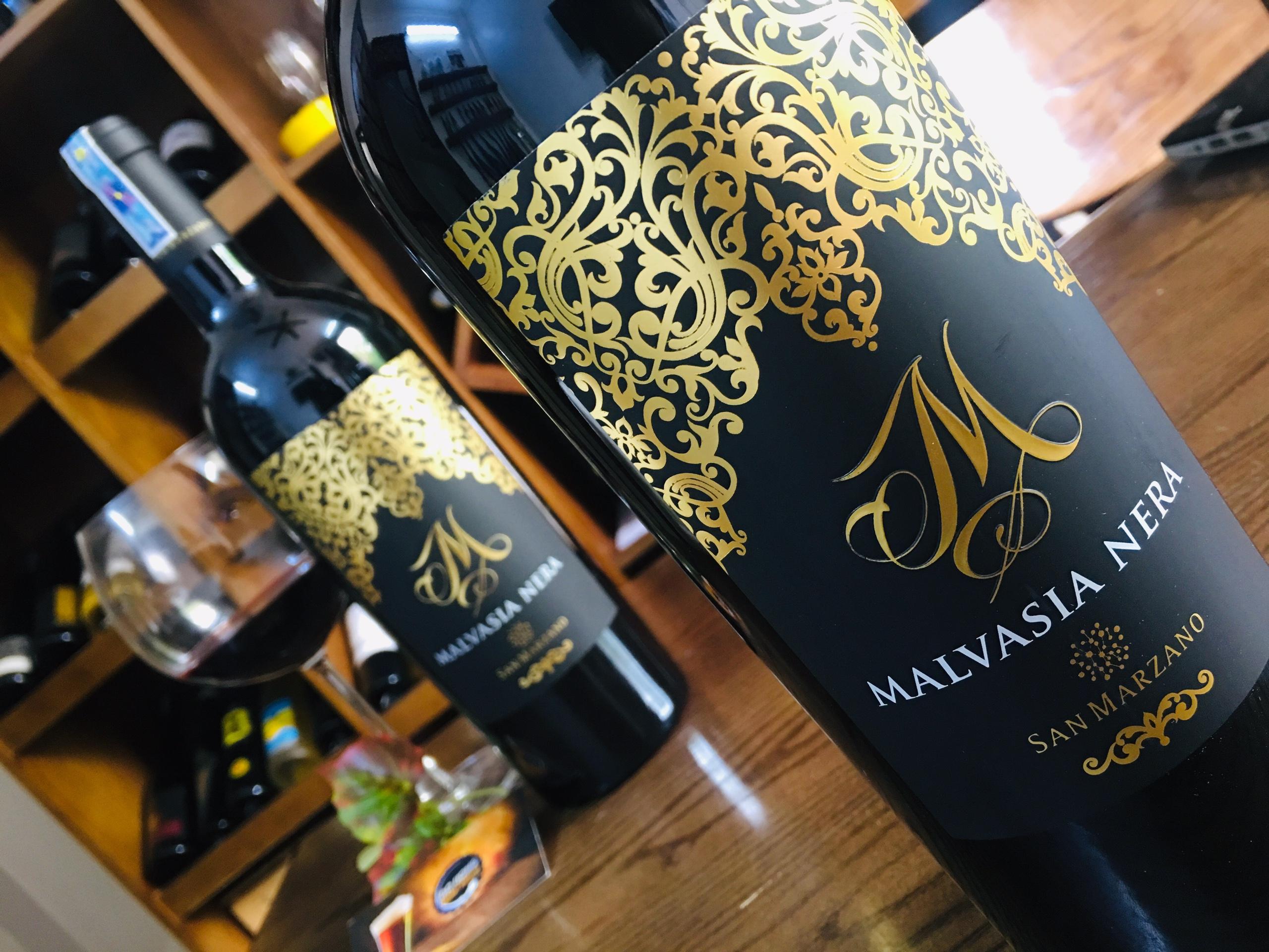 VangM Malvasia Nera nhận được nhiều đánh giá tốt từ các chuyên gia