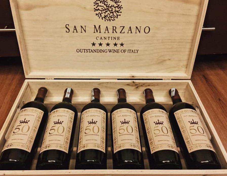 50 Anniversario Cantine San Marzano