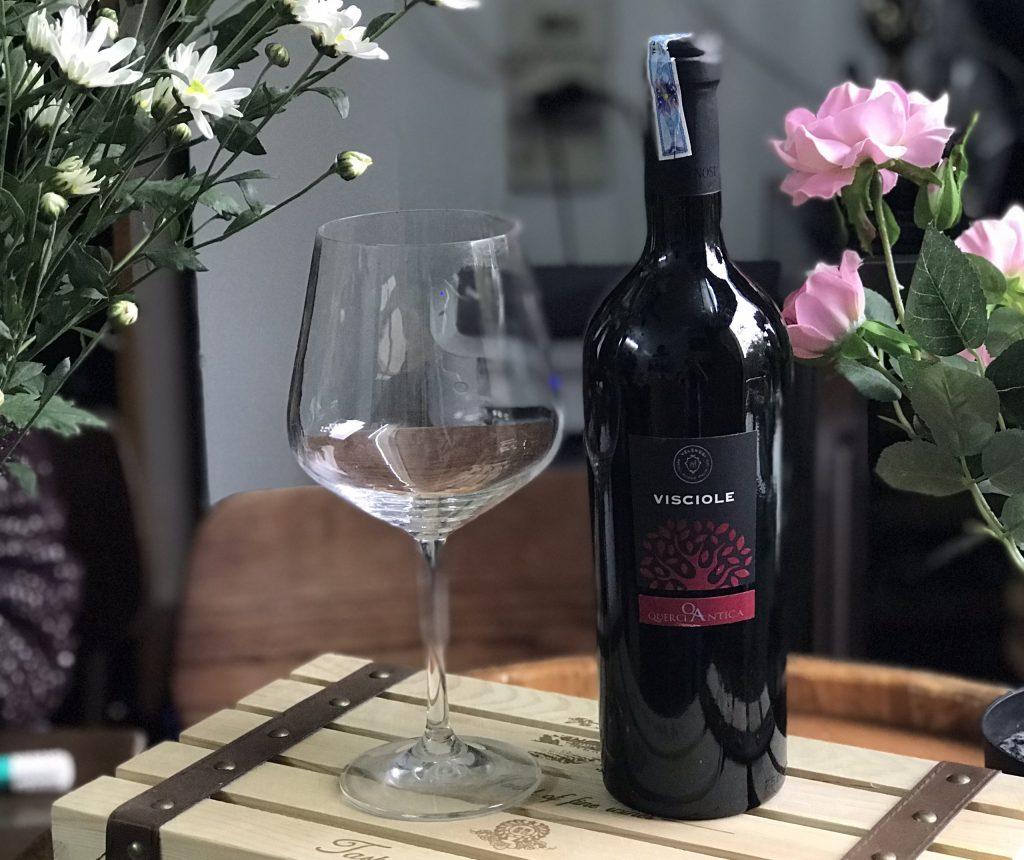 Rượu vang Visciole Velenosi