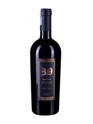 Rượu vang 89 Primitivo del Salento