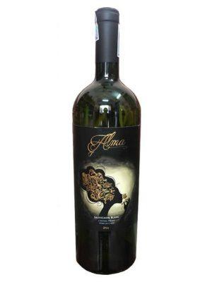 Rượu vang Alma Sauvignon Blanc
