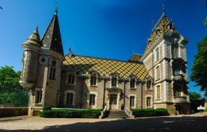 Le château de Corton André