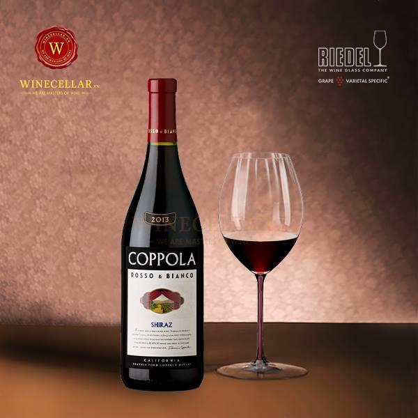 Vang Coppola Rosso & Bianco Shiraz