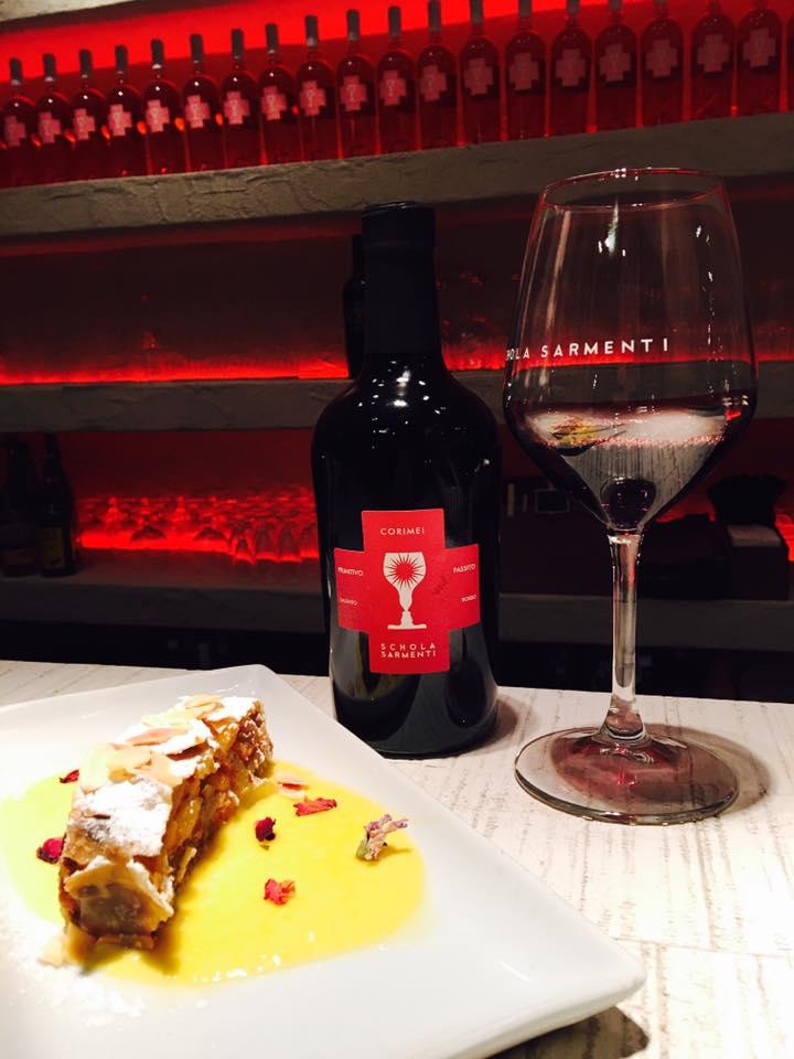 Rượu vang Ý Corimei Schola Sarmenti