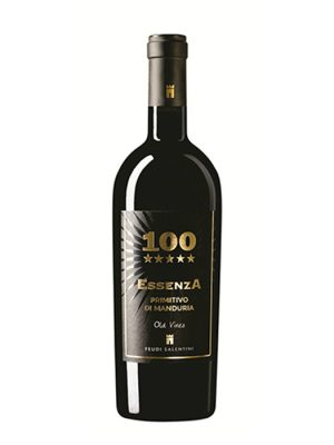 Rượu vang 100 Essenza Primitivo di Manduria