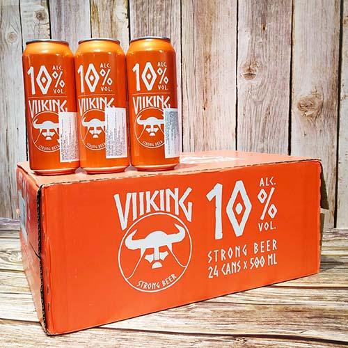 Bia Viiking 10% Đức
