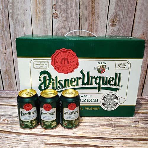 Bia Pilsner Urquell 4,4% Tiệp