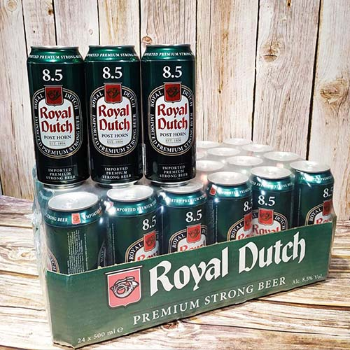 Bia Royal Dutch 8,5% Hà Lan
