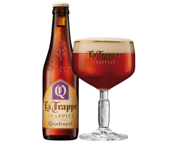 Bia La Trappe Trappist Quadrupel 10% Hà Lan