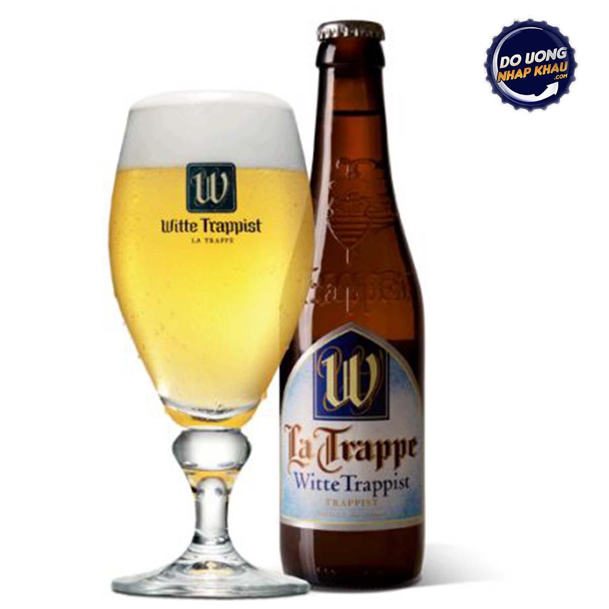 Bia La Trappe Trappist Witte 5% Hà Lan