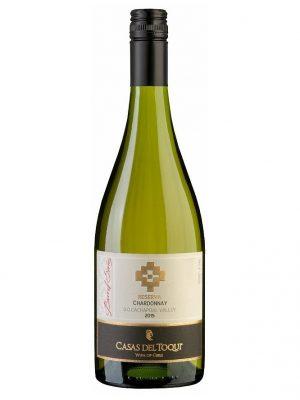 Vang trắng Casas Del Toqui Barrel Reserva Chardonnay