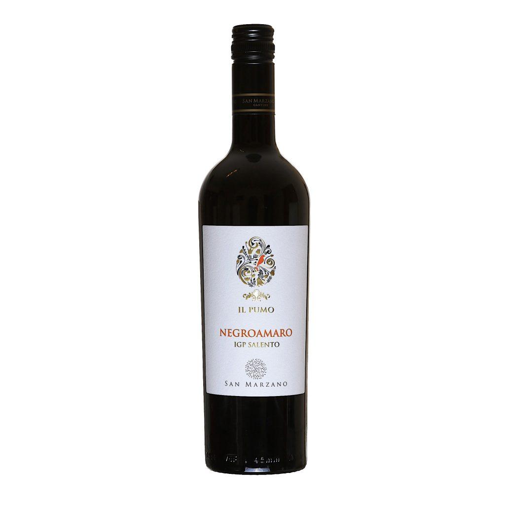 Rượu vang IL Pumo Negroamaro