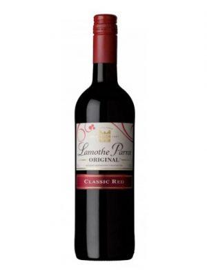 Rượu vang Lamothe Parrot Original
