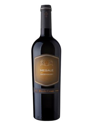 Rượu vang Megale Negroamaro Feudo Croce