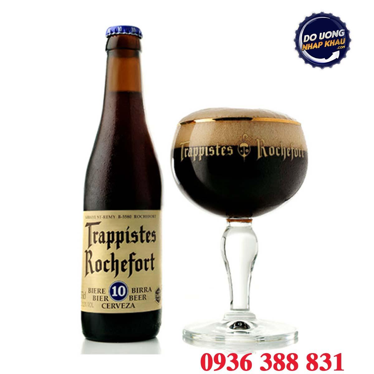 Bia Trappist Rochefort 10 Bỉ 11,3%