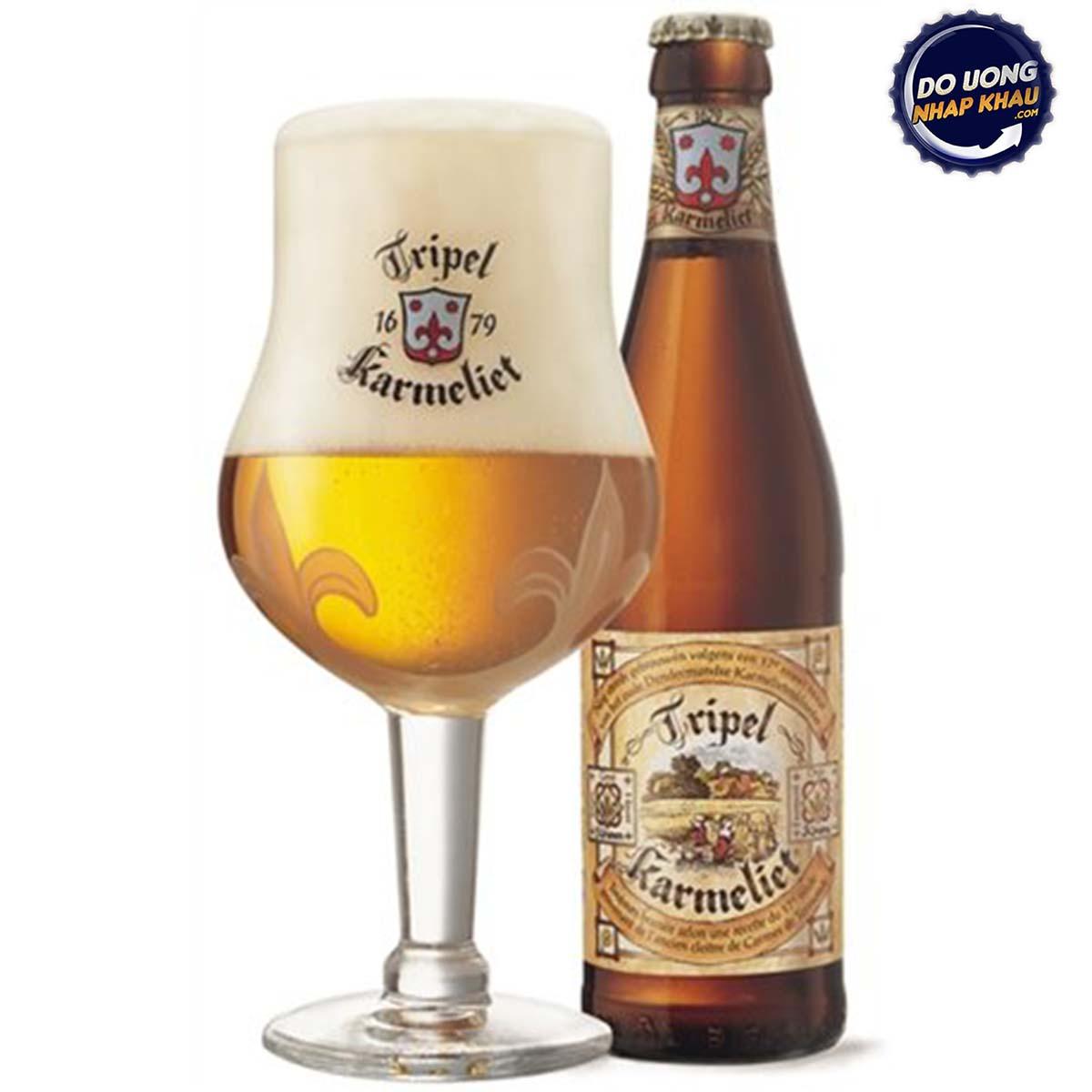 Bia Karmeliet Tripel 8,4% Bỉ