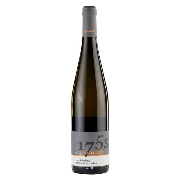 Rượu vang 1753 Weingut Schmidt, Riesling Trocken