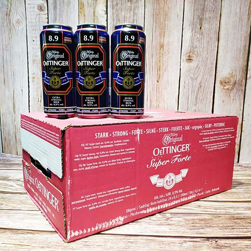 Bia Oettinger Strong 8,9% Đức