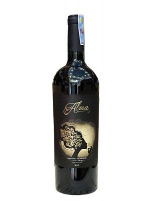 Rượu vang Alma Cabernet Sauvignon