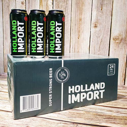 Bia Holland Import 12% Hà Lan