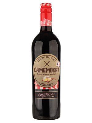Rượu vang Camembert Syrah Marsenlan