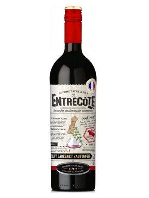 Rượu vang Entrecote Merlot Cabernet Sauvignon